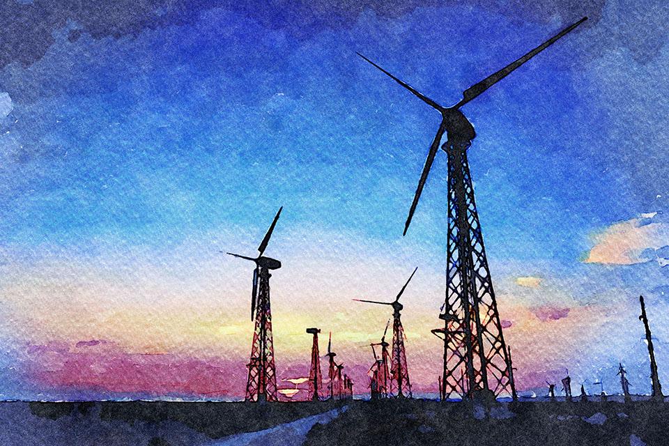 ветроэнергетика