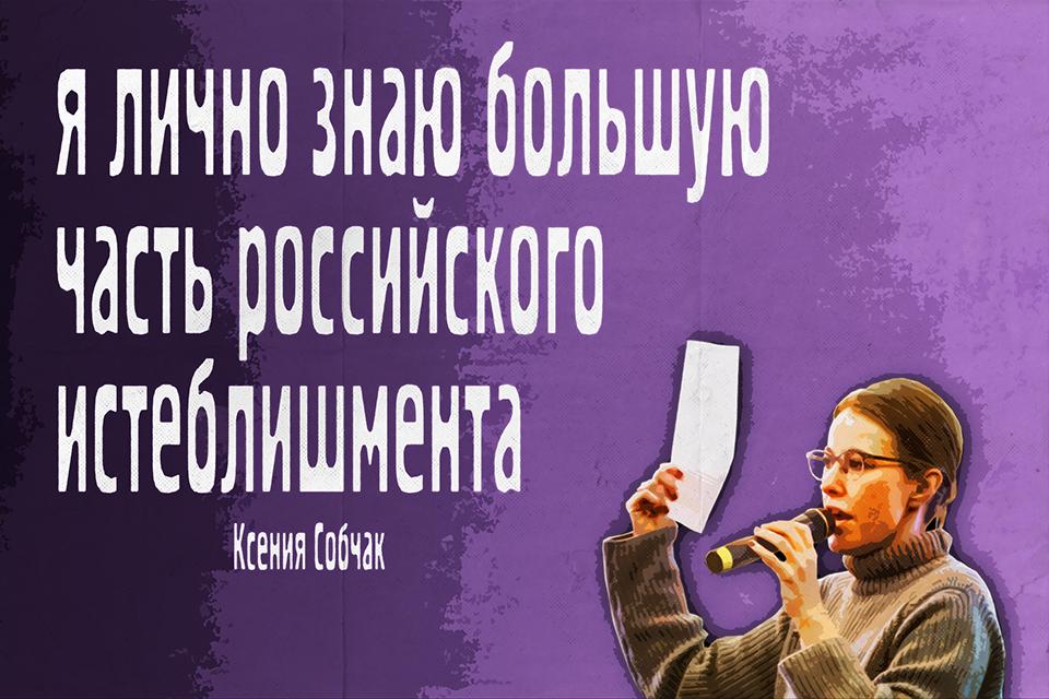 Мотивирующие плакаты по теме Ксения СОБЧАК - Альбом 11